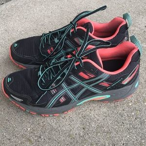 8.5 Women's ASICS Gel Venture 5 Running Shoe